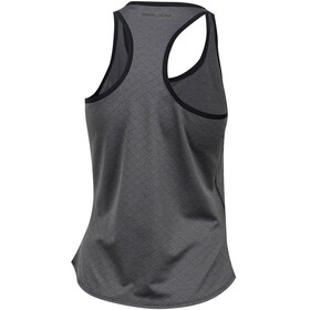 PEARL iZUMi Escape Singlet Women smoked pearl twill/black